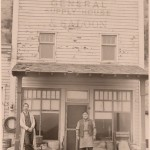 Ext General store and saloon